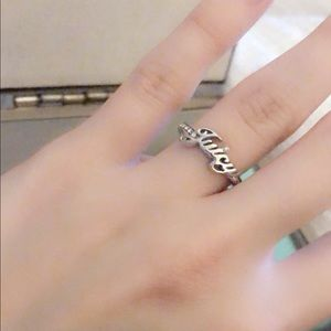 Juicy Couture Ring